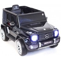 Электромобиль RiverToys Mercedes-Benz G63 - Черный глянец