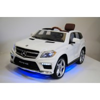 Электромобиль RiverToys Mercedes-Benz GL63 A999AA (4*4) - Белый