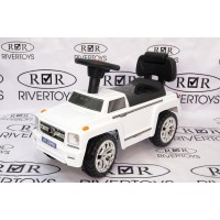 Толокар RiverToys Mercedes  JYZ-09B - Белый