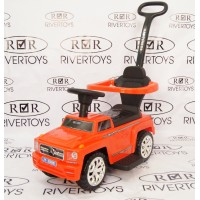 Толокар RiverToys Mercedes  JY-Z08B - Красный