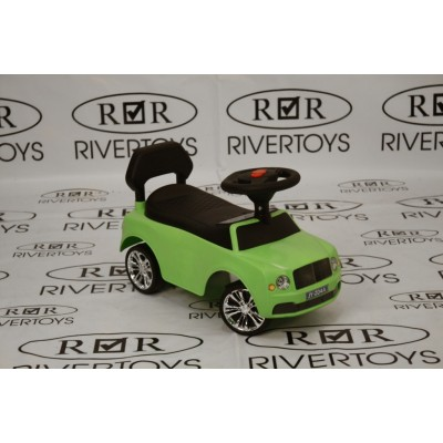 Толокар RiverToys JY-Z04A Bentley - Зеленый