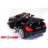 Электромобиль Toy Land Mercedes-Benz SL65 - Черный