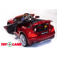 Электромобиль Toy Land Mercedes-Benz SL65 - Красный