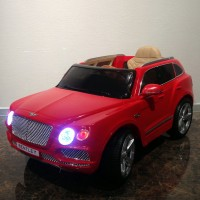 Электромобиль Toy Land Bentley Bentayga - Красный