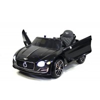 Электромобиль RiverToys BENTLEY-EXP12 - Черный