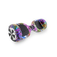 Гироскутер Hoverbot A-3 LIGHT - Purple Multicolor