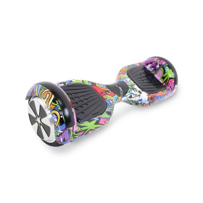 Гироскутер Hoverbot A-3 LIGHT LED - Purple Multicolor