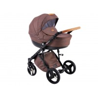 Коляска 3 в 1 Lonex Comfort Prestige - Brown