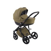 Коляска 2 в 1  Lonex Comfort GALLAXY - Deep Olive