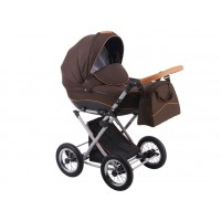 Коляска 2 в 1 Lonex PARRILLA -  Dark Brown