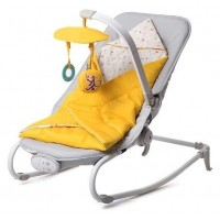 Шезлонг KinderKraft Felio - Yellow
