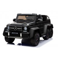 Электромобиль RiverToys Mercedes-Benz G63-AMG 4WD A006AA - Черный