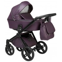 Коляска 3 в 1 Lonex Emotion XT ECO - Purple