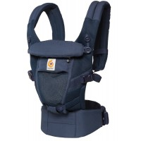 Рюкзак-кенгуру ErgoBaby Adapt Cool Air Mesh - Deep Blue