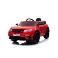 Электромобиль RiverToys Range B333BB - Красный