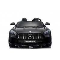 Электромобиль RiverToys MERCEDES-BENZ-AMG-GTR-HL289 - Черный