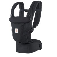 Рюкзак-кенгуру ErgoBaby Adapt - Black