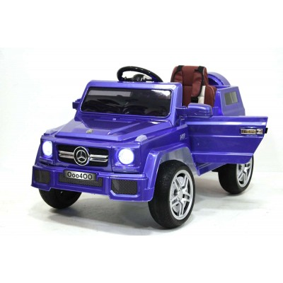 Электромобиль RiverToys Mers O004OO VIP  GLANEC
