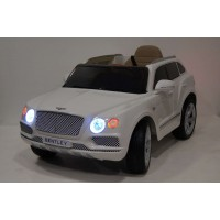 Электромобиль River Toys Bentley Bentayga - Белый