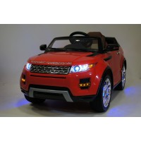 Электромобиль RiverToys Range Rover A111AA VIP - Красный