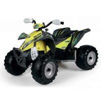Электромобиль Peg-Perego Polaris Outlaw - Citrus