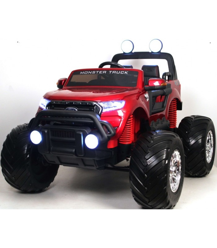 Электромобиль RiverToys Ford Ranger Monster Truck 4WD