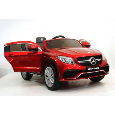 Электромобиль RiverToys Mercedes-AMG GLE63 Coupe M555MM