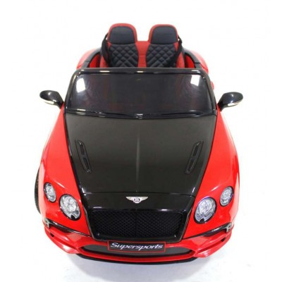 Электромобиль RiverToys BENTLEY CONTINENTAL SUPERSPORTS JE1155
