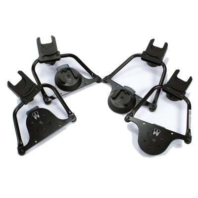 Адаптер Bumbleride Indie Twin car seat Adapter set