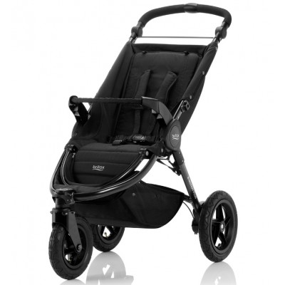 Коляска прогулочная Britax Roemer B-Motion 3 Plus - Cosmos Black
