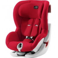 Автокресло Britax Roemer King II - Fire Red