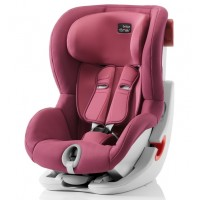 Автокресло Britax Roemer King II - Wine Rose