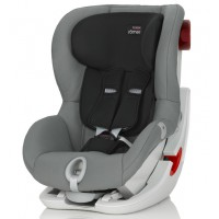 Автокресло Britax Roemer King II - Steel Grey