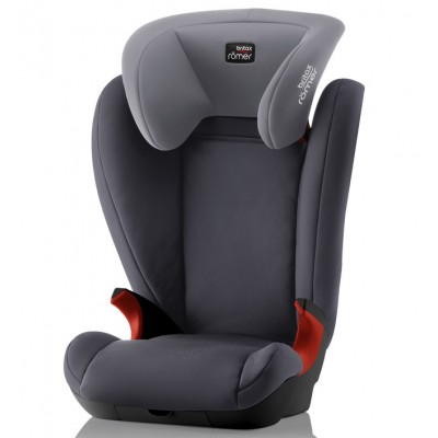 Автокресло Britax Roemer Kid II - Black Series Storm Grey