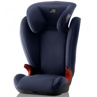 Автокресло Britax Roemer Kid II - Black Series Moonlight Blue