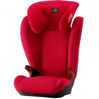 Автокресло Britax Roemer Kid II - Black Series Fire Red