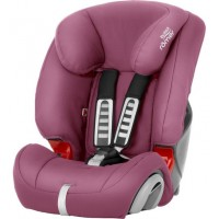 Автокресло Britax Roemer Evolva 123 - Wine Rose