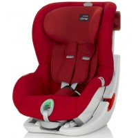 Автокресло Britax Roemer King II ATS - Flame Red
