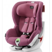 Автокресло Britax Roemer King II ATS - Wine Rose