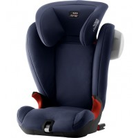 Детское автокресло Britax Roemer Kidfix SL SICT - Black Series Moonlight Blue