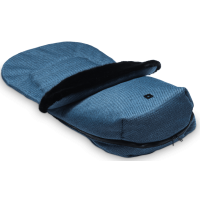 Конверт Moon Foot Muff - Blue Panama