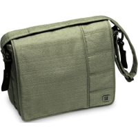 Сумка для коляски Moon Messenger Bag - Olive Structure