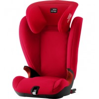 Автокресло Britax Roemer Kidfix SL - Black Series Fire Red