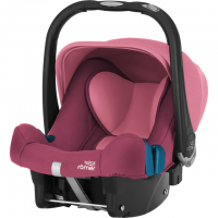 Детское автокресло Britax Roemer Baby-Safe Plus SHR II - Wine Rose