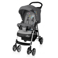 Коляска Baby Design Mini NEW - 07 Gray
