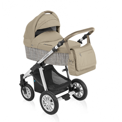 Коляска BABY DESIGN DOTTY ECO 2 в 1 09 BEIGE