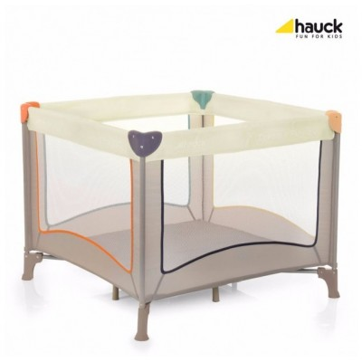 Манеж Hauck Dream`n Play Square - multicolor beige
