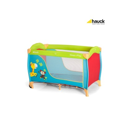 Манеж Hauck Sleep`n Play Go - Jungle Fun