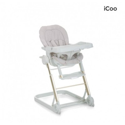 Стульчик 3 в 1 ICOO  Grow with me - Diamond beige