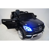 Электромобиль River Toys Mersedes-Benz ML350 - Черный глянец